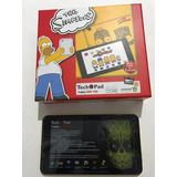 Tablet Tech Pad Sim700 Android 5.1 Edición Especial Simpson