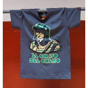 Playera El Chavo Del Ocho Chemo Kitsch Envio Gratis