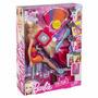 Barbie Color Styling Hair Set Peluquería Silla Y Accesorios