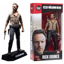 The Walking Dead: Rick Grimes 17 Cm - Color Tops - Mcfarlane
