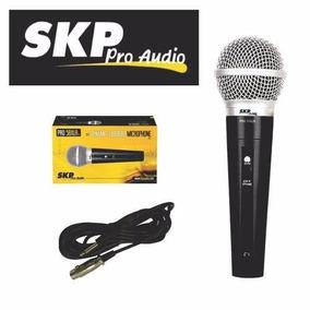 Skp Pro 58 Xlr Micrófono Profesional Para Voces Y Coros