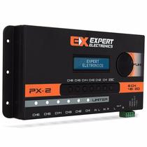 Crossover Equalizador Processador Expert Banda Px2 Limiter