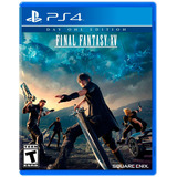 Final Fantasy Xv Ps4 Original Fisico Playstation 4 Alclick