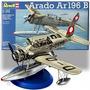 Arado Ar196 Escala 1/32 Maqueta Revell 4922 P Armar Gigante