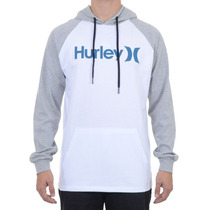 Camiseta Masculina Hurley Especial Manga Longa
