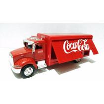 Trailer Camion Repartidor Torton Coca Cola Esc. 1:43