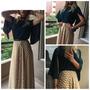 Camisola Blusa Mujer Importada Gasa Vestir