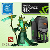 Cpu Gamer Intel / Dota2 Full Hd / Video Dedicado / Hd 1tb