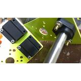 Kit Completo Cnc Frezadora Router Metalico - 100x50x30