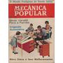 Mecânica Popular N°30 Jun/1962 Simca Chambord 3 Andorinhas