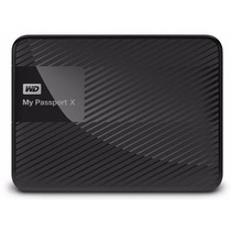 Disco Duro Externo Usb 3.0 3tb Wd Xbox One My Passport X Neg