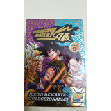 Mazo Principal Juego De Cartas Coleccionables Dragon Ball 9