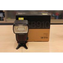 Flash Nikon Sb-910