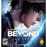 Beyond: Two Souls Ps3 Envio Inmediato
