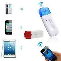 Transmissor Receptor Bluetooth Usb Adaptador Musica Carro2