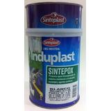 Esmalte Epoxi Negro Brillante X 1 Litro Sinteplast