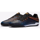 Tenis Nike Hypervenom X Finale Azul-naranja Liga Indor
