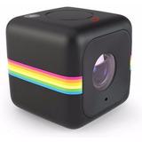 Polaroid Cube Plus, Camara De Acción Con Iman Portable 1440p