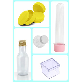 Kit Lembrancinhas Para Personalizar -150 Itens(tubete/garr/b