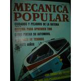 Revista Mecanica Popular 1/76 Trenes Bateria Armas Tiro Foto