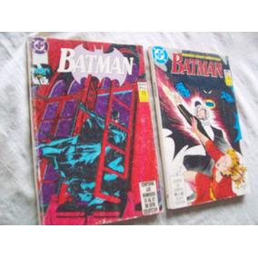 Lote De 2 Tomos De Batman - Dc Comic . Nº 8 Y 11. Edic Zinco