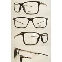 Armação Óculos De Grau Conductor Pitchman Lançamento