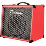 Cubo Amplificador Randall Rd20 112 Guitarra 20w Valvulado