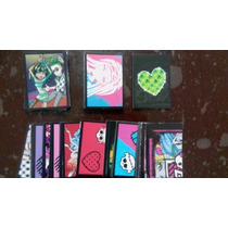 Coleccion Monster High Fearbook Album Panini 181 Estampas