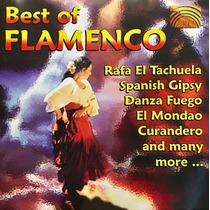 Cd Best Of Flamenco El Mondao Curandero Spanish Gipsy