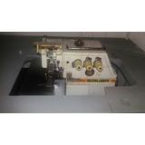 Máquina Fileteadora Siruba Overlock 737 Industrial 3 Hilos