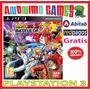 Dragon Ball Z Battle Of Z + Español + Playstation 3 Digital