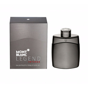 Perfume Mont Blanc Legend Intense 100ml Lacrado Original Edt