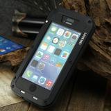 Funda Protectora Love Mei Iphone 5c Bumper Carcasa Apple