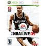 Juego Xbox 360 Nba Live 09 Usado