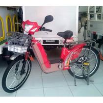 Bike Elétrica Eco 350w Sousabike 2016.