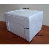 Caja De Tecnopor Gaseosera Y Chupetera N 11