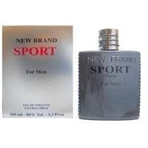 Perfume New Brand Sport 100 Ml Masculino Allure