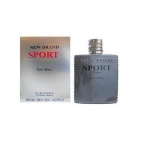 Perfume New Brand Sport 100 Ml Masculino Allure