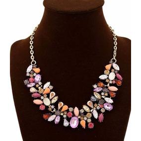 Collar Colores Cristal (030503) Elbauldecorina