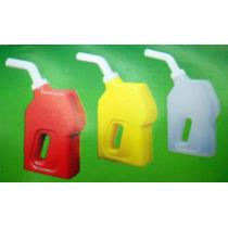 Set 3 Bot. Plásticas P/ketchup Mostaza Mayonesa 4263
