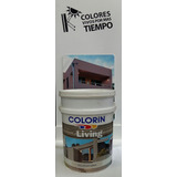 Látex Frentes Exterior Colorin Living Colores X 20 Lts