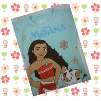 Franelas Ropa Para Niñas Princesa Sofia Moana Descendientes