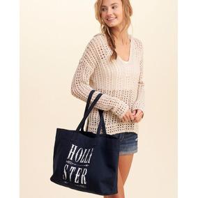 Bolsa Feminina Hollister Abercrombie & Fitch Original Moda