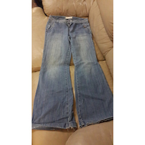 Blue Jeans Dama Marca Nafnaf Talla 10 Pantalon Ropa
