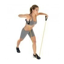 Extensor Elástico Para Exercícios Ginástica E Musculação