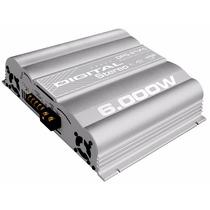 Módulo Amplificador Digital Boog Dps21k5 3000wrms 2 Canais