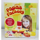 Fabrica De Papas Fritas Papas Factory Original Tv