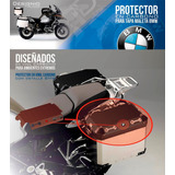 Etiquetas Protector Maletas Laterales Bmw Gs Fibra Decarbono