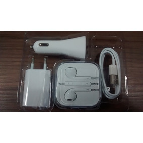 Usb Adaptador Para Iphone 5 Ipad Mini Branco Sem Lacre