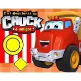 Kit Imprimible Chuck Y Sus Amigos Diseñá Tarjetas Y Mas